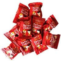 Fortune Cookies 1 Box of 275